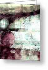 Far Dreaming Greeting Card by Linda Sannuti