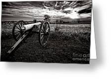 Farewell To Gettysburg Greeting Card
