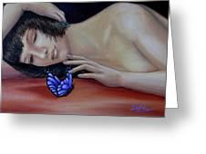Farfalla - Butterfly Greeting Card
