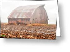 Farm Barn Greeting Card