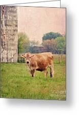 Farm Dreamscape Greeting Card