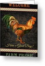 Farm Fresh-jp2789 Greeting Card