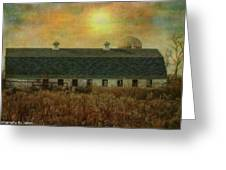 Farm Greeting Card