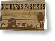 Farm Life-jp3219 Greeting Card