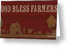 Farm Life-jp3220 Greeting Card