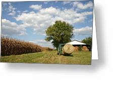 Farm Life Greeting Card