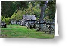 Farm Structures Greeting Card
