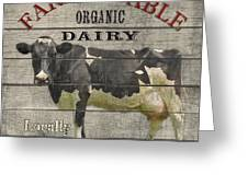 Farm To Table Dairy-jp2629 Greeting Card