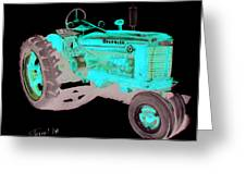 Farmall Tractor Greeting Card