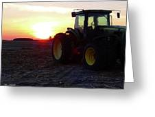 Farmers Delight Greeting Card