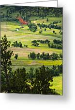 Farmers Valley Greeting Card