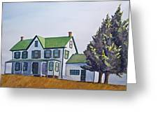Farmhouse Greeting Card