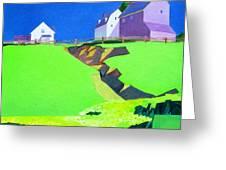 Farmland Greeting Card