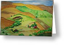 Farmville Greeting Card
