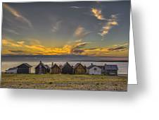 Faroe, Gotland, Sweden Greeting Card