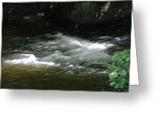 Fastwater Greeting Card
