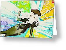 Fate/hollow Ataraxia Greeting Card