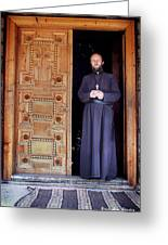 Father Alexander Greeting Card