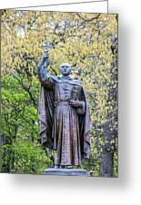 Father Marquette Greeting Card