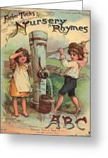 Father Tucks Nursery Rhymes Greeting Card