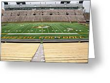 Faurot Field Greeting Card
