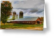 Fay Farm Greeting Card