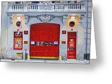 Fdny Engine Company 65 Greeting Card