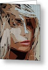 Female Expressions Xx Greeting Card