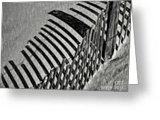 Fenced Greeting Card