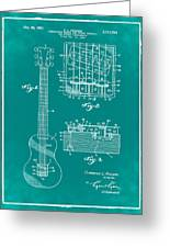 Assembly Bill 1951  >> Fender Bridge And Pickup Assembly Patent 1951 Green Tote Bag For