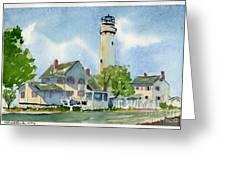 Fenwick Island Lighthouse Greeting Card