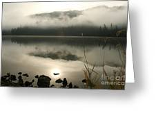 Fernan Fog Greeting Card