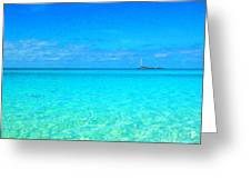 Fernandez Bay Calm Greeting Card