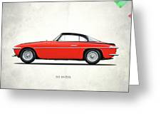 Ferrari 212 Inter Greeting Card