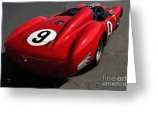 Ferrari 250 Tr 1959 Greeting Card