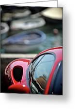 Ferrari 3 Greeting Card