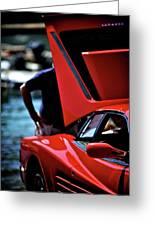 Ferrari 5 Greeting Card