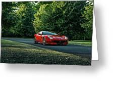 Ferrari F12 Tdf Greeting Card