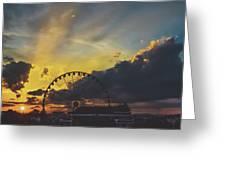 Ferris Greeting Card