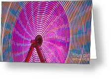 Ferris Wheel I Greeting Card