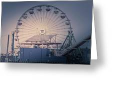 Pacific Park Greeting Card