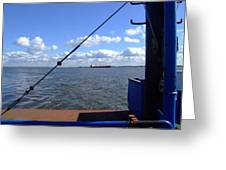 Ferry Greeting Card