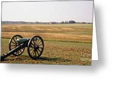 Fields Of Death Greeting Card