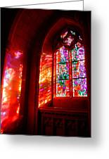 Fiery Light 2 Greeting Card