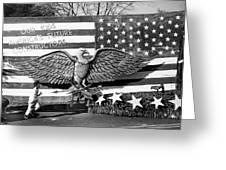 Fiesta Bowl Parade Phoenix Arizona 1990 Greeting Card