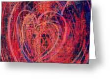 Fiesta De Amor Greeting Card