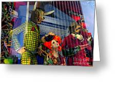 Fifth Ave Fantasy Greeting Card