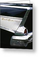 Fifty-seven Chevy Greeting Card