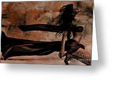 Figurative Art 095a Greeting Card