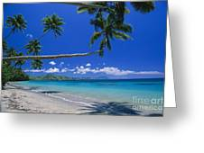 Fiji, Kadavu Island Greeting Card